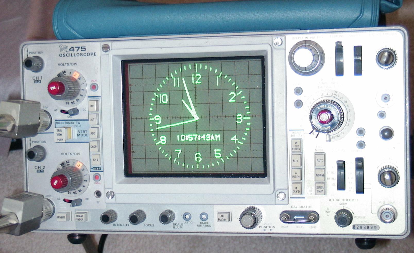 Dutchtronix AVR Oscilloscope
